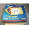00-SL-P982P8M PP Envelope 5 Assorted colors with flap (100pcs pack / 2000pcs carton)
