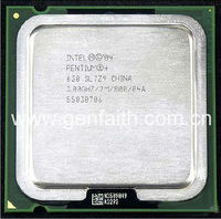 Intel® Pentium® 4 Processor 640 supporting HT Technology  (2M Cache, 3.20 GHz, 800 MHz FSB) Tray