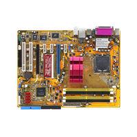 ®P5NSLI, LGA775, NVIDIA nForce4 SLI Intel Edition(C19) MCP-51, Memory 4DDR2(Dual Channel) DDR2 667/533, Graphics Slot 2 x PCI-E x16 ATA133*2(RAID 0, 1, 0+1, 5, JBOD) SATA II*4(RAID 0, 1, 0+1, 5, JBOD), Audio Type 6-CH(HD) AD1986A, LAN Gb Marvell
