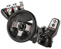 Steering Wheel USB Multi-interface Dual Vibration PC/PS2/PS3