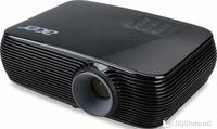 ACER P1186, DLP 3D,SVGA,3400Lm, 20000/1, HDMI, Bag, 2kg,EUROPower EMEA