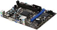 INTEL H61M-P20 (G3) LGA1155,2 x DDR3 1333 16GB max, 1xPCIex16, 2xPCIe, 4xSata II 3Gb/s, Audio 7.1 VIA® VT1708S, LAN  Atheros AR8152, 3 x USB 2.0, 1 x SPDIF-out, DVI, matx