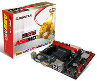 Biostar A58MD, Socket: AMD® FM2+, Chipset: AMD® A58, 2133Mhz DDR3