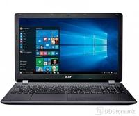 """ACER ES1-533-C9W1, 15.6"""" HD Acer ComfyView LCD, Intel® Celeron® Dual Core Processor N3350, 4 GB DDR3, 500 GB HDD, 3xUSB (1 x USB 3.0, 2 X USB 2.0), Card Reader, Camera, HDMI, Ethernet, BT, Linux"""