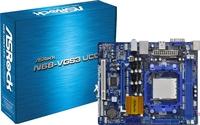 ASROCK N68-VGS3 UCC/Bulk, Socket: AMD® AM3, Chipset: GeForce® 7025, DDR3, 1600MHz