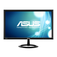 """ASUS 22"""" Wide VX228H Ultra Slim monitor with Stereo Speakers: 1,5W x 2, Panel Size: Wide Screen 21.5"""""""