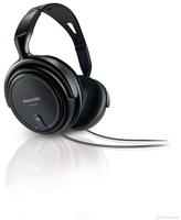 Headphones Philips Stereo Corded SHP2000 Black
