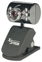 X5TECH Web Camera XW-N6641 USB2.0 high-speed, plug&play, 350k PIXLES interpolated into 5.0M PIXELS