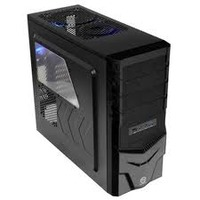 DLC-MV381 Midi tower Front and Side Panels ATX Case