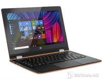 "Notebook GOCLEVER 2in1 Freedom 1160 Win Quad1.33GHz/2GB/32GB/11.6""HD/BT/HDMI/2xCam/Win10 w/KB Orange"