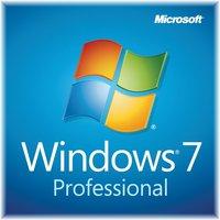 Win Pro 7 SP1 32-bit English 1pk DSP OEI DVD