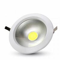 18W LED COB Downlight Reflector White Body - White 1350 lm 120° SKU : 1103