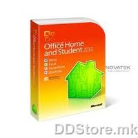 Office Home and Student 2010 32/64bit EN 79G-02086