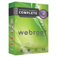 WEBROOT Antivirus + Antispam 2012 (3 licences) Retail Pack