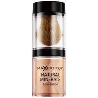 Max Factor Natural Minerals